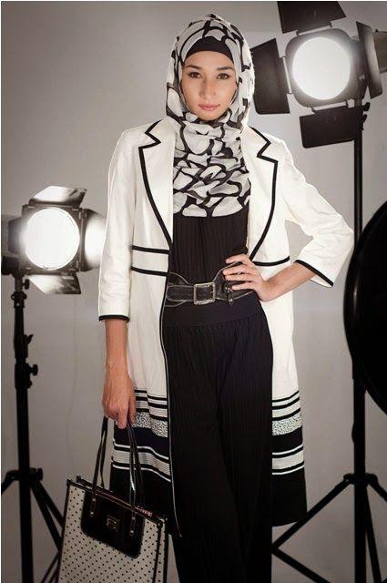 Tips Berhijab | Komunitas Hijabers | Fashion Moslem | Hijab Modern | Tutorial Hijab: INSPIRASI GAYA HIJAB UNTUK WANITA KARIR