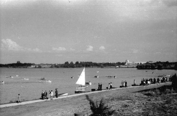 Bucuresti - Parcul Herastrau - 1942