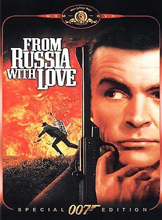 From Russia With Love (Special Edition) Sean Connery, Robert Shaw, Lotte Lenya,