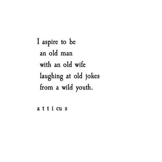 Atticus, what a male.