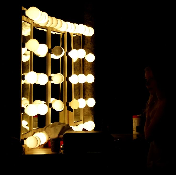 #apartment #architect #bathroom #bulbs #design #home #idea #incandescent #indoor #interior #lights #mirror #modern #vanity #wall #warm