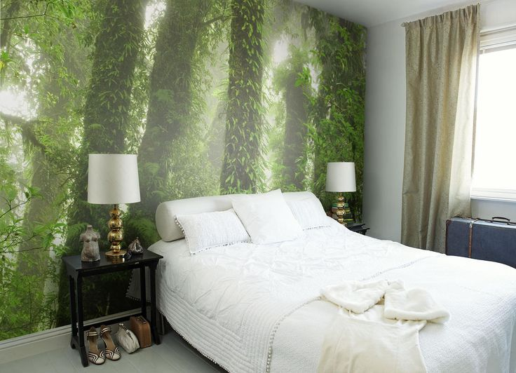 Mr Perswall wallpaper - Rainforest  www.mrperswall.se  www.mrperswall.com