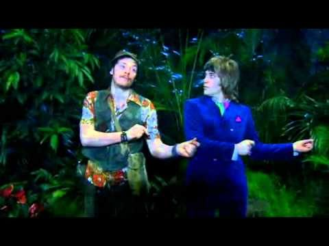 The Mighty Boosh - Mod-wolves dance