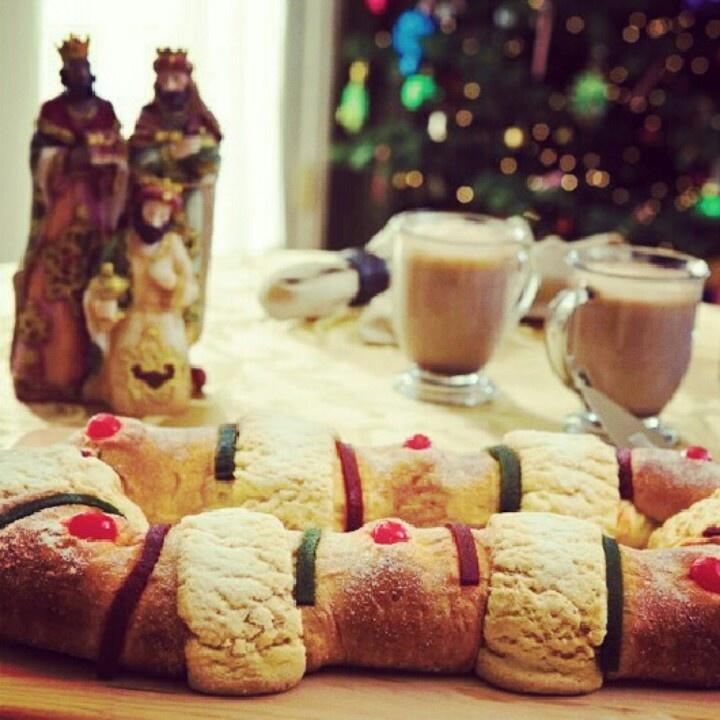 Rosca de Reyes yuuum♥ ; D