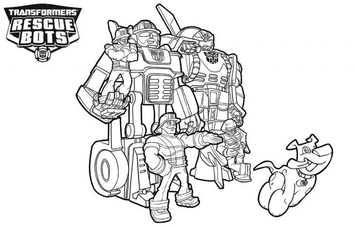 To Print Out Rescue Bots Coloring Pages Best Coloring Pages For Kids For Kids Eventos Festa