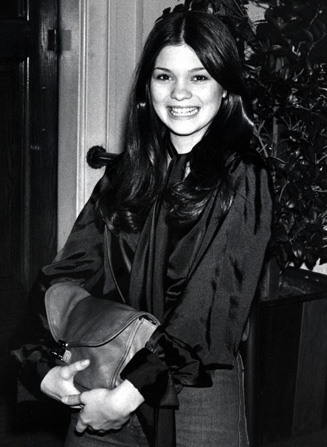 Valerie Bertinelli Looks Quite The Star At The 1977 Wrap Party Of One Day At A Time Her