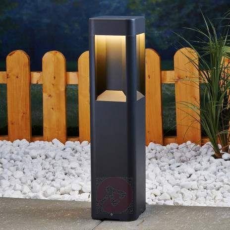Annika LED Pillar Lamp, Made Of Aluminium 9617009 22
