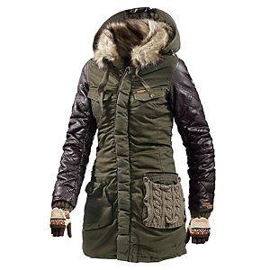 Khujo winterjacke warm