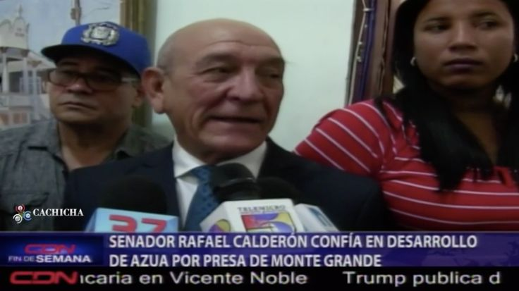 Rafael Calderon Defiende Explotación Minera De Oro En Azua Y Dice Que No Hará Daño A Medio Ambiente