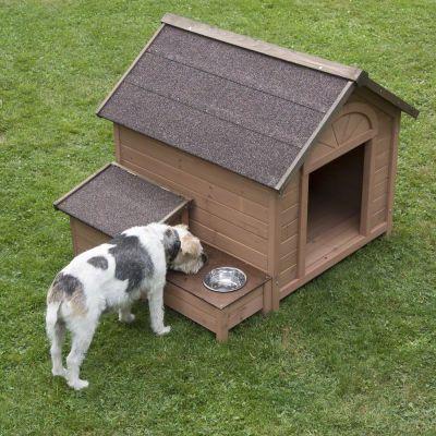 Caseta Sylvan Confort para perros