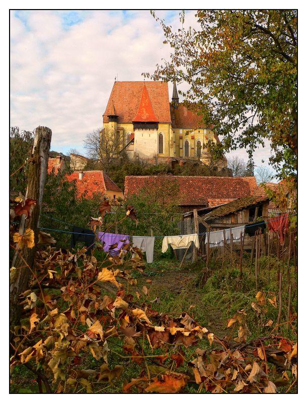 Biertan Fortress - Biertan, Sibiu, Romania