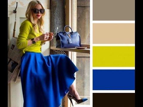 طريقة تنسيق الملابس مع الألوان المناسبة Colour Combinations Fashion Color Combinations For Clothes Color Blocking Outfits