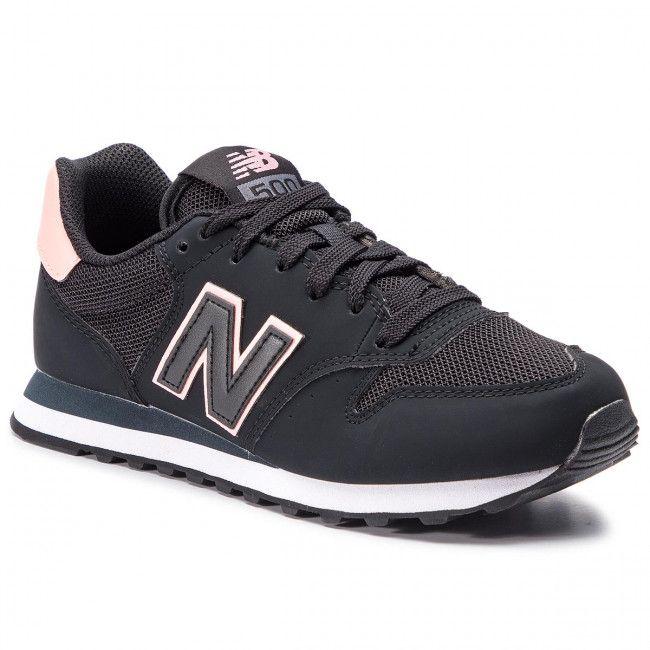 Sneakersy New Balance Gw500sbp Czarny 1 Sneakersy Polbuty Damskie Eobuwie Pl New Balance Sneaker New Balance Shoes