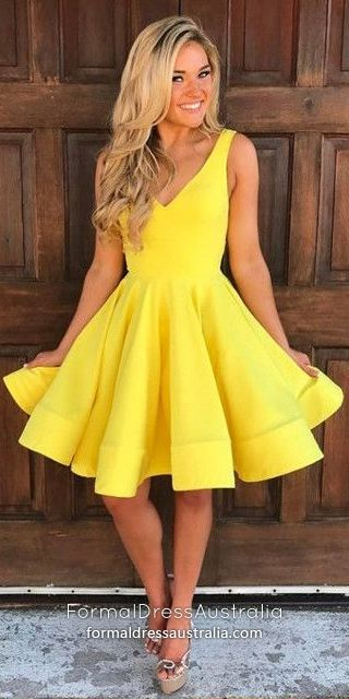 Modest Short Formal Dresses for Teenagers