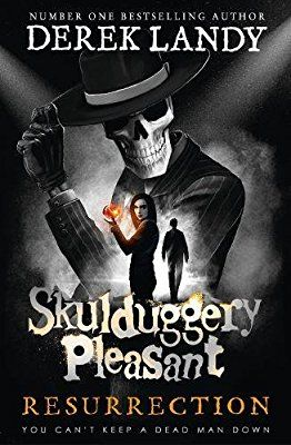 Resurrection (Skulduggery Pleasant, Book 10) IM SO EXCITED FOR THIS TO COME OUT!!! NOT LONG NOW!!