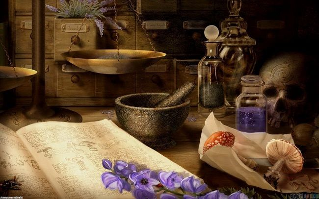 TOP 10 DIY Magic Potions, Oils and Lotions