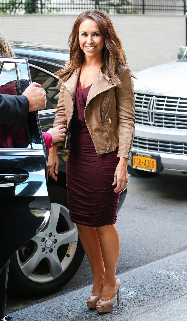 4. Lacey Chabert Is Out And About In New York City | The Most Fab Or Drab Celebrity Outfits Of The Week