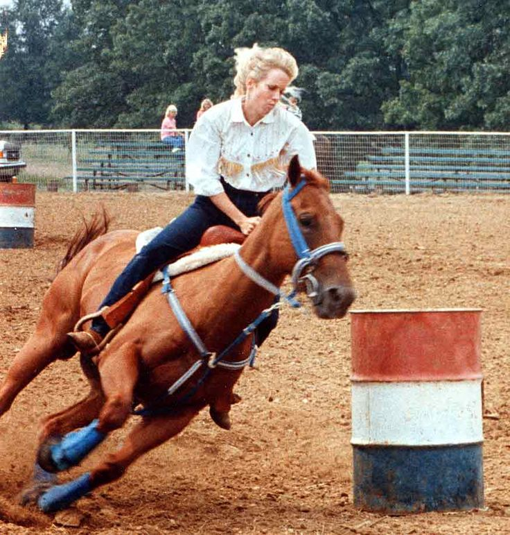 how to make covers for barrels for barrel racing