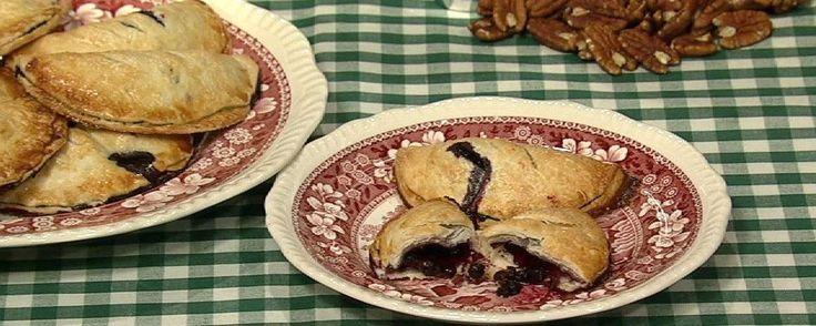 Carla Hall's Blueberry Hand Pies Recipe | The Chew - ABC.com