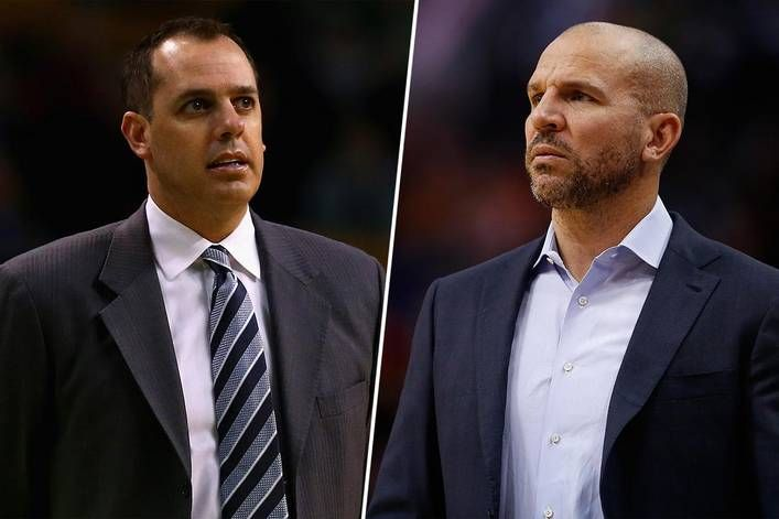 Who Will End The 2019 2020 Season As Lakers Head Coach Frank Vogel Or Jason Kidd The Tylt Jason Kidd Lakers Lebron James