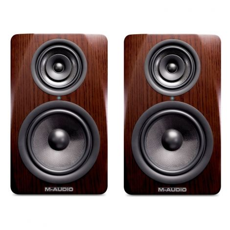 M Audio M3 8 (Pair) Three-Way Active Studio Monitor @ INR 72000. Step up to superior three-way sound with the M3-8 studio monitor from M-Audio. Savor the improved fidelity, enhanced imaging, and super-wide sweet spot of this exceptional three-way studio monitor as you mix your sessions and laydown tracks.