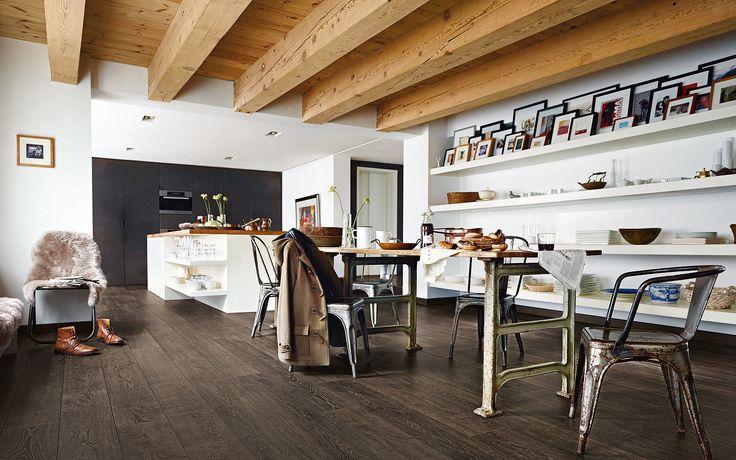 Laminaatvloer-Vloer - MEISTER - Goed wonen bij #Johwin
