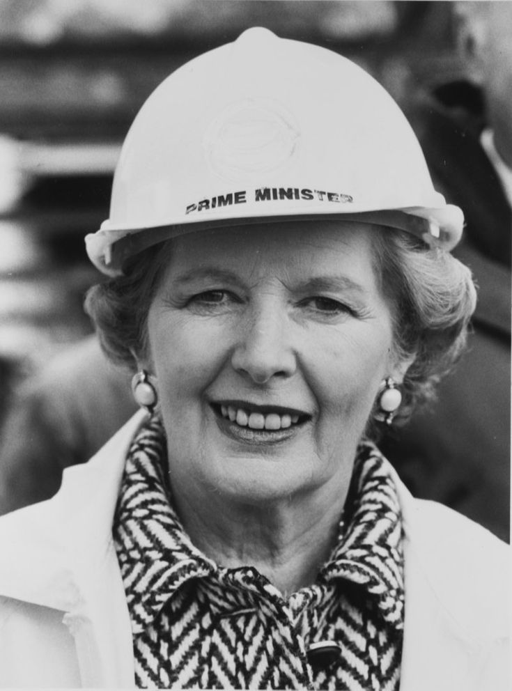 Margaret Thatcher became Britain's first woman Prime Minister May 3,1979