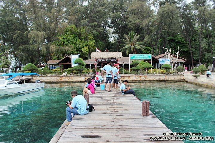 PULAU PELANGI | Liburan Kepulauan Seribu