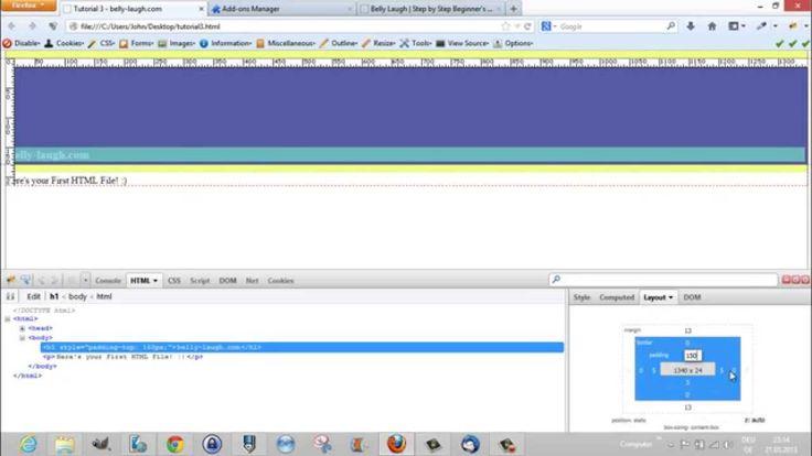 HTML Basics for learners