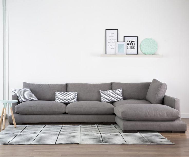 25 melhores ideias de sofa cama moderno no pinterest for Sofa cama modernos