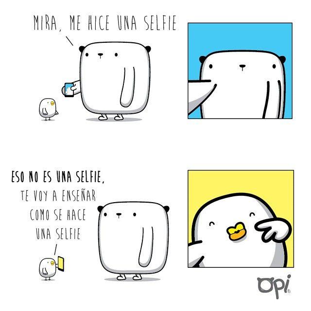 selfie..