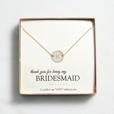 10 creative ways to thank your bridesmaids! Read here: http://weddingrepublic.com/blog/bridesmaid-gift-ideas-10-cute-and-quirky-gifts/