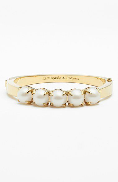 kate spade new york 'squared away' hinge bracelet | Nordstrom