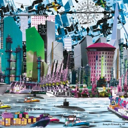 Harbour by Joseph Klibansky