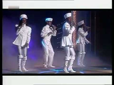 Boney M. - Christmas-Mega-Mix 1992    Marys Boychild / Oh my Lord    Mary's boy child Jesus Christ,   was born on Christmas Day.  And man will live for evermore,   because of Christmas Day.    Long time ago in Bethlehem,   so the Holy Bible said,  Mary's boy child Jesus Christ,   was born on Christmas Day.    Hark, now hear the angels sing,   a king was born t...