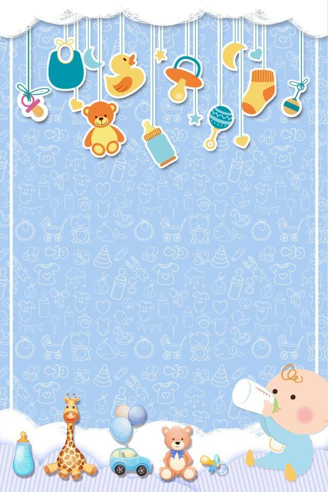 Cartel De Bebe Y Madre De Dibujos Animados Minimalista Simple Dibujos Animados Infantil Madre Y Baby Boy Background Baby Boy Cards Baby Posters