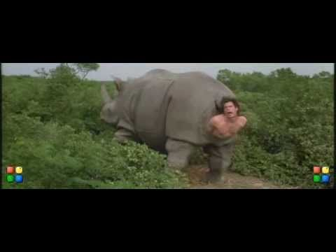 jim carrey actor in the rhino birth scene ace ventura