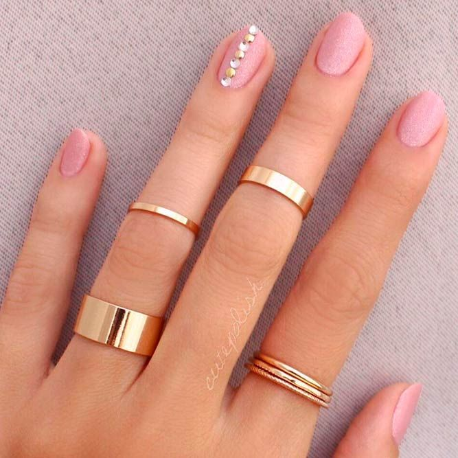 Wedding, especially a dress and nails, mean the world to all the women. Here our…