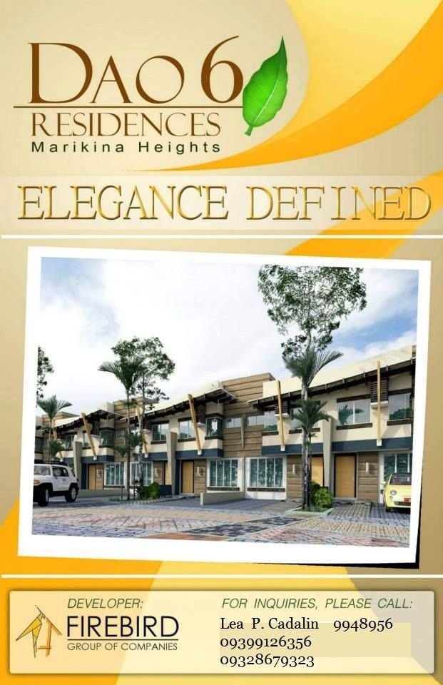 14 best dao 6 residences marikina heights marikina city images on condo house and lot philippines solutioingenieria Image collections
