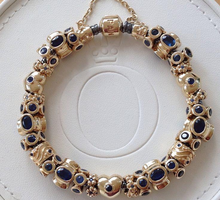 Pandora Charm Bracelet Ideas: 25+ Best Ideas About Pandora Gold On Pinterest