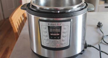 Elektrický tlakový hrnec Instant Pot