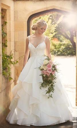 Essense of Australia D2073 Brautkleid derzeit zum Verkauf bei 60% Rabatt auf den Einzelhandel.   – Vashion