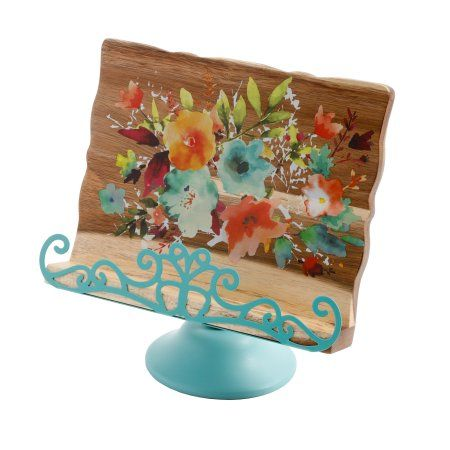 The Pioneer Woman Willow 10.4-Inch Cookbook Holder Image 2 of 2