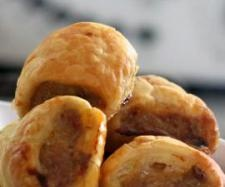 Healthy Sausage Rolls for Thermomix