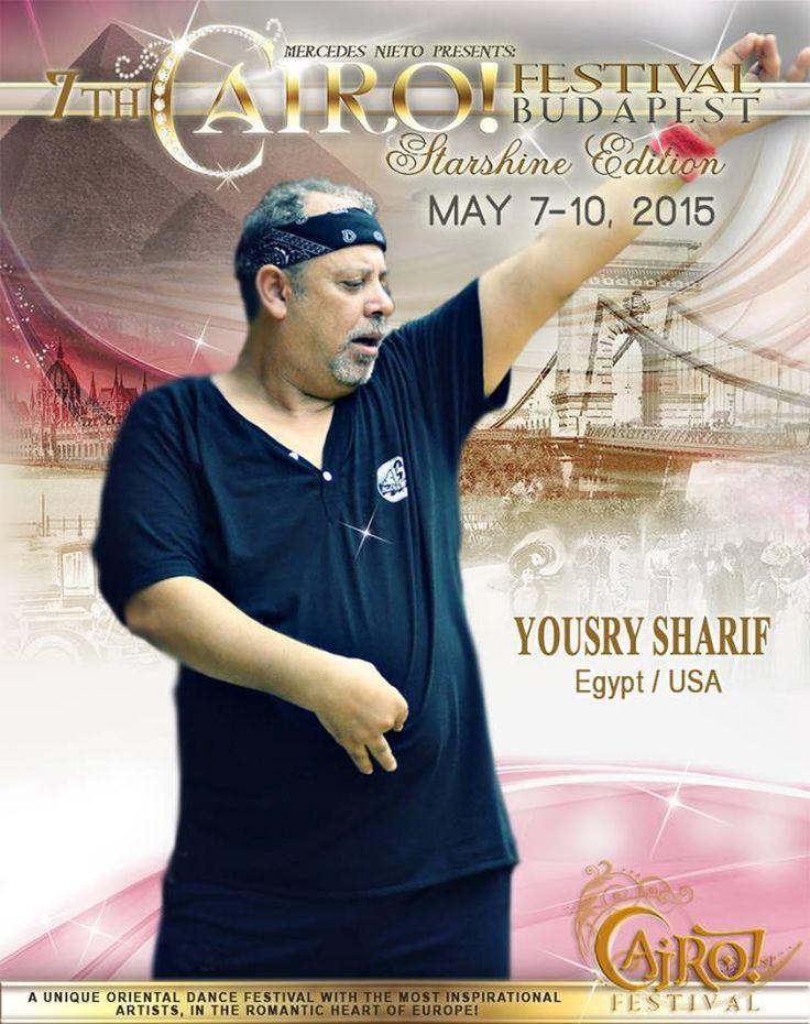 Yousry Sharif