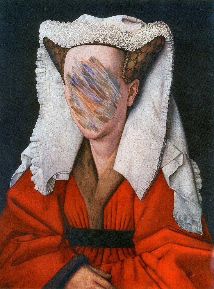 aydin aghdashloo art - Google Occidentals - Aydin AghdashlooMemories of destruction, Lady in Red , 1977
