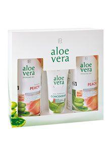 Aloe Vera Gesundheitsbox Peach
