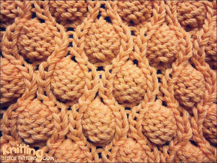Textured Pod Cocoon pattern