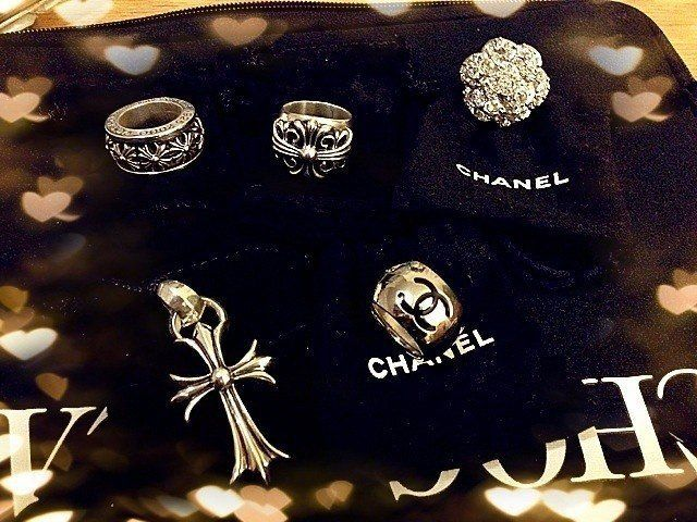 Chrome Hearts & Chanel