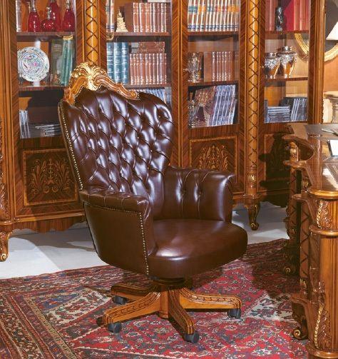 Poltrona ufficio presidenziale di lusso Art. 635